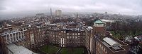 Belfast Panorama - Queens Tower'dan