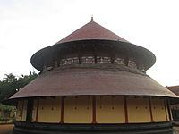 Thiruvanvandoor Mahavishnu Temple - Wikipediam org