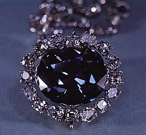 Picture of a diamond.