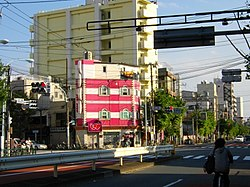 Namidabashi Intersection