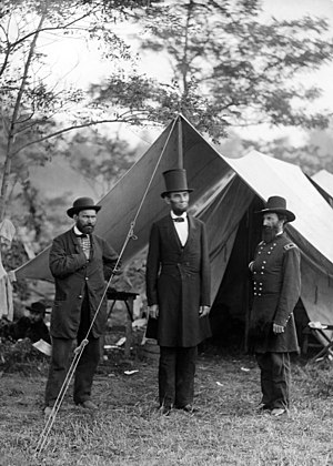Pinkerton ve Lincoln