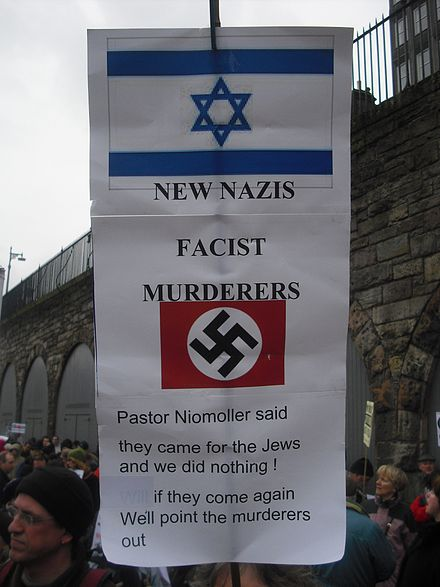 conventional and nazi antisemitism essay Essay about holocaust: nazi germany and nazis holocaust in 1933 a man by the name of adolf hitler came into power in germany this day would soon be a day known as the start of one of the most horrific events to ever take place.
