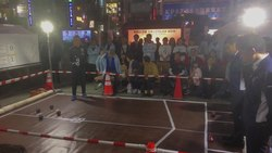 File:Boccia in Shimbashi - Japan - Oct 30 2019.ogv