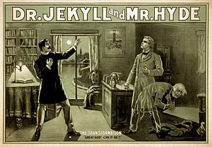 Dr. Jekyll ve Mr. Hyde afişi