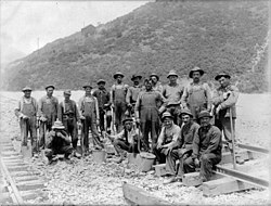 Utah miners from the late 19th century