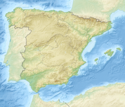 Toledo is located in Spain