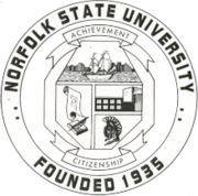 Norfolk State University Seal.png