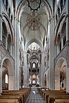 Interior of the Limburg Cathedral