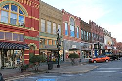 Denison Commercial Historic District