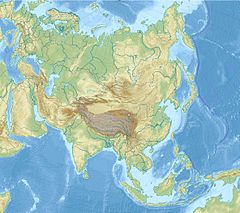 Denisovan is located in Asia