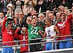 2012 FA Trophy Final York City players with trophy.jpg