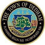 Seal of Dedham, Massachusetts.jpg