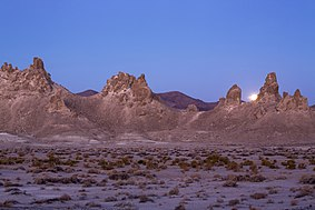 BLM Winter Bucket List -7- Trona Pinnacles, California, for Out of This World Rock Formations (15515503494).jpg