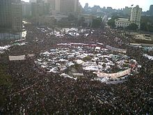 Tahrir Square during 8 February 2011.jpg