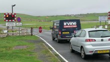 File:Sumburgh Airport Barrier.webm