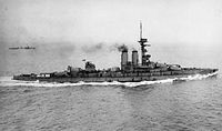 HMS Erin in Moray Firth 1915 IWM SP 531.jpg