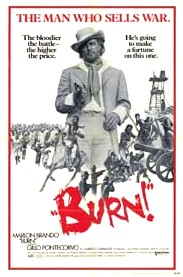 Original movie poster for the film Burn!.jpg