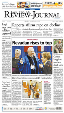 Las Vegas Review-Journal June 19 2006.png