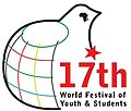 17th World Festival of Youth and Students logo.jpg