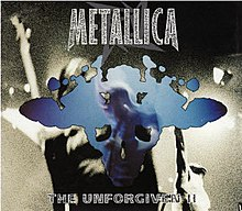Metallica - The Unforgiven II cover.jpg